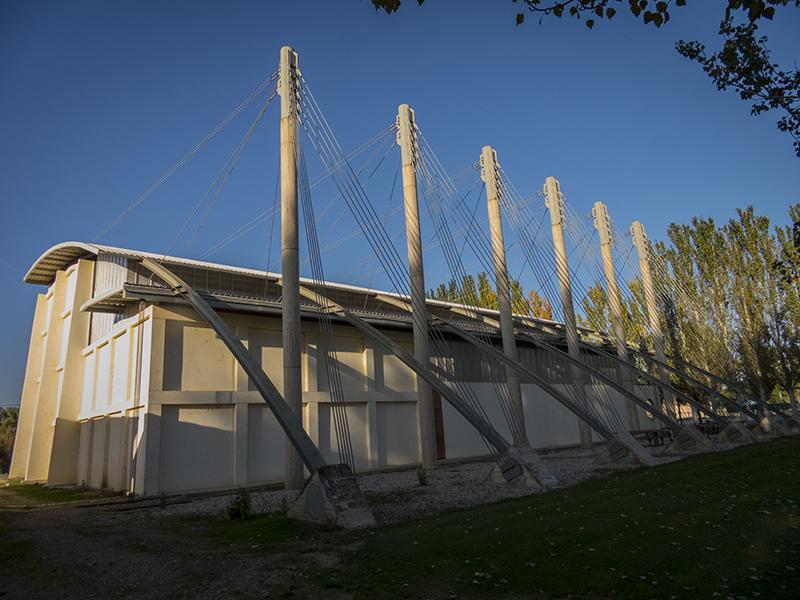 El complejo deportivo marcilla turismo - Complejo deportivo el mayorazgo ...