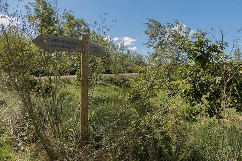 Marcilla Turismo, Camino Verde Ribera Alta de Navarra