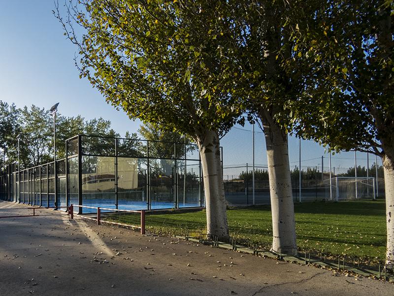 Marcilla Turismo, El complejo deportivo