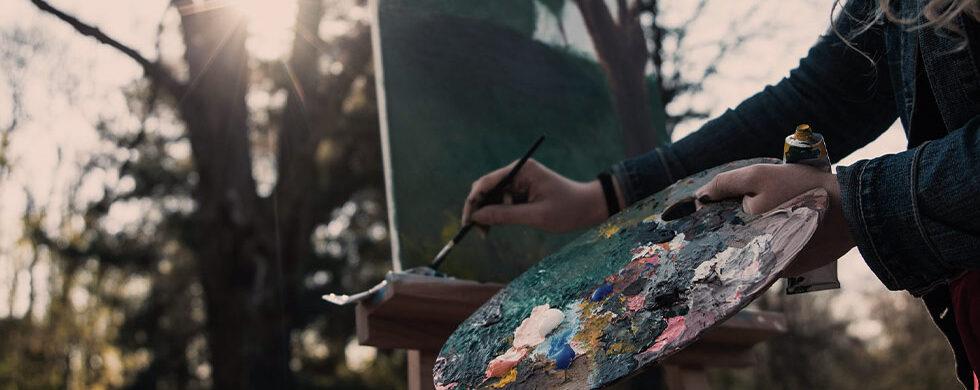 Certamen pintura Marcilla Turismo